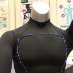 Первый в мире растягивающийся электрический провод (видео)