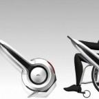 Видео: WHILL превращает обычные инвалидные коляски в электромобили