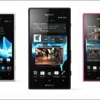 Компания Sony расширила линейку смартфонов Xperia