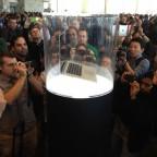 Новые MacBook Pro - теперь с дисплеями Retina!
