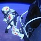 Прыжок из Космоса (видео)