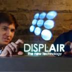 Displair - новая эпоха в эволюции технологий отображения информации (видео)