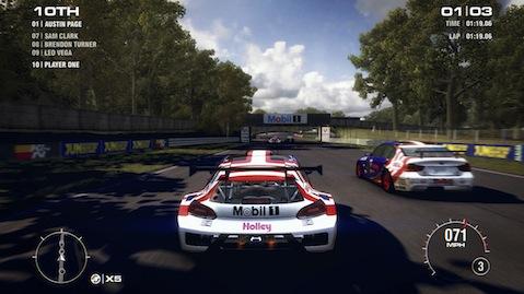 Grid2 gameplay