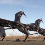 Летающие ветровые турбины будут вырабатывать электричество для серверов Google (видео)