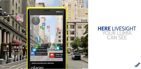 Livesight on Nokia