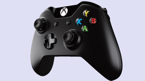 Xbox-One-gamepad