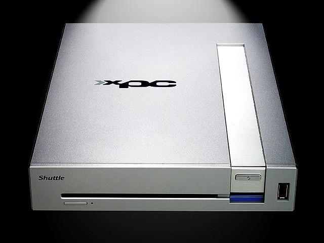 Shuttle XPC X100