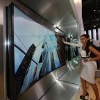 Самый необычный и революционный телевизор уже на рынке
