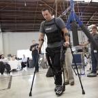 Биомехатроника - помощь инвалидам или создание супер-человека