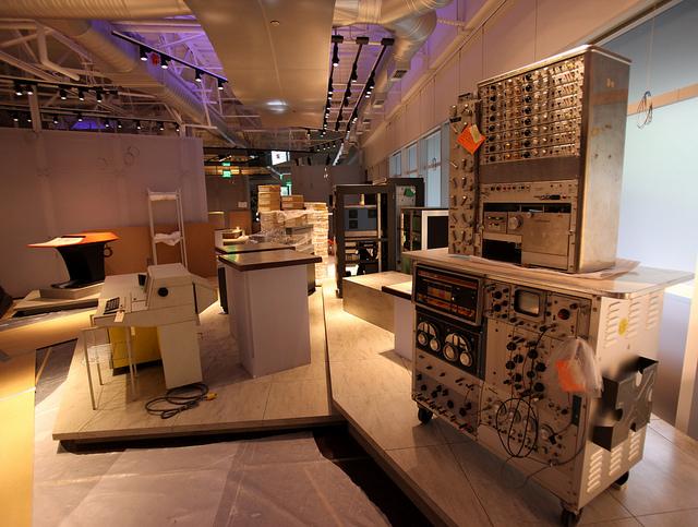 Музей новейшей компьютерной истории