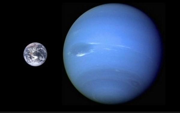 Диаметр планеты превышает земной более чем в 2,5 раза