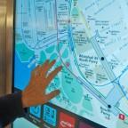 В Нью-Йоркском метро запущена интерактивная навигация