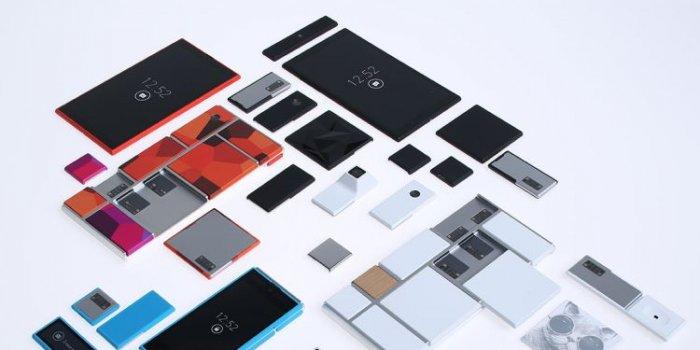Модульный телефон подразумевает сборку из отдельных легко заменяемых частей