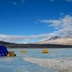 Жизнь на глубине 20 метров под толщей льда