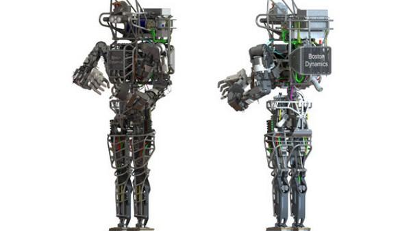 robot ATLAS-4