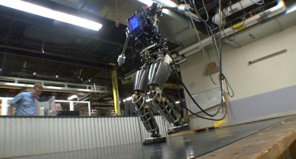 robot ATLAS-5