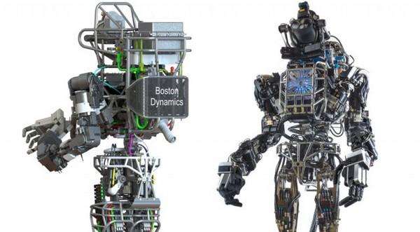 robot ATLAS-6