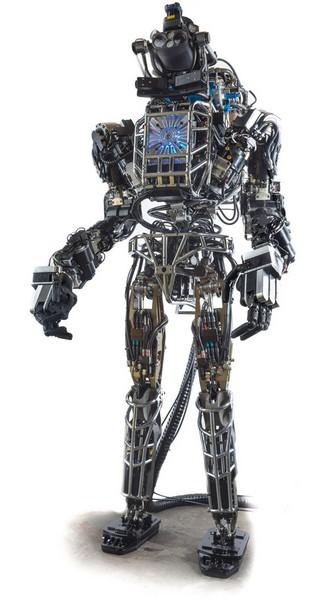 robot ATLAS-8