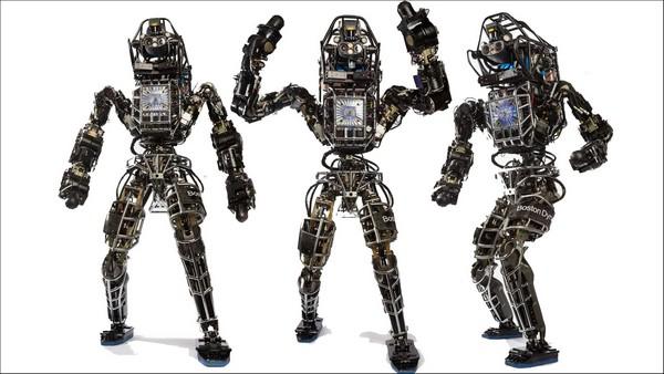 robot ATLAS-9