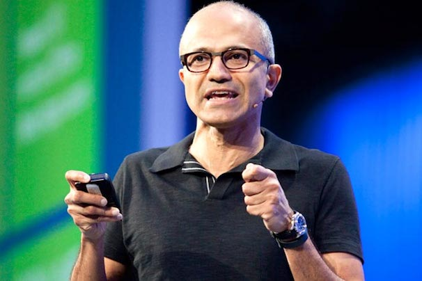 Сатья Наделла - новый глава Microsoft