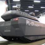 PL-01 - танк нового поколения