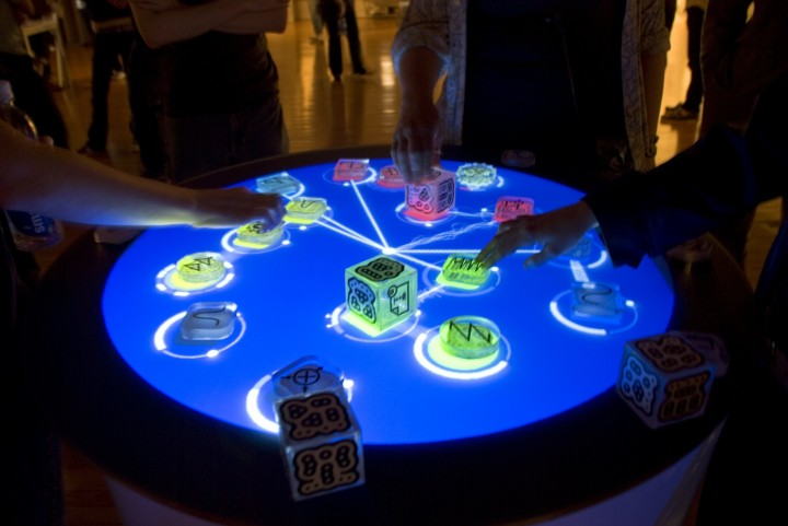 Reactable_Multitouch