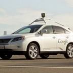 Беспилотный автомобиль Google уже в пути
