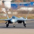 Т-50 - достойный ответ России американским истребителям пятого поколения