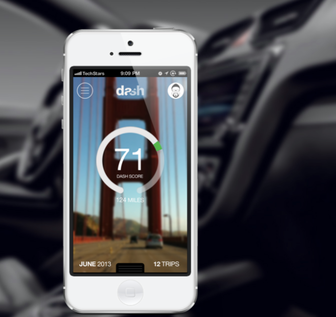 Dashmobile-приложение на вашем смартфоне