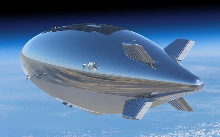stratospheric-airship