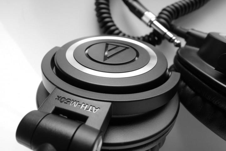 Наушники от Audio-Technica, модель ATH-M50X