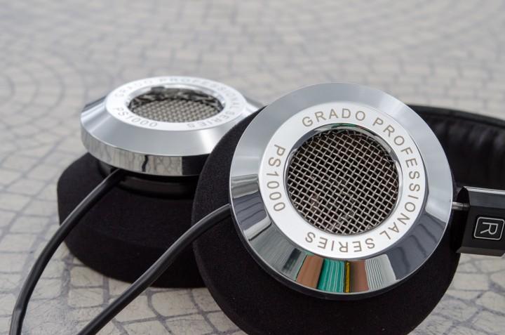 Наушники от Grado Labs, модель PS1000