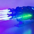 Лазерная пушка вызовет дождь