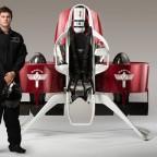 Martin Jetpack - уникальный персональный полет