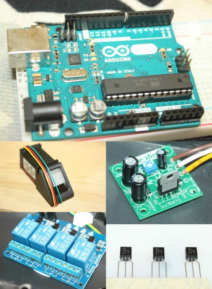 fingerprint-biometric-arduino-anti-thief