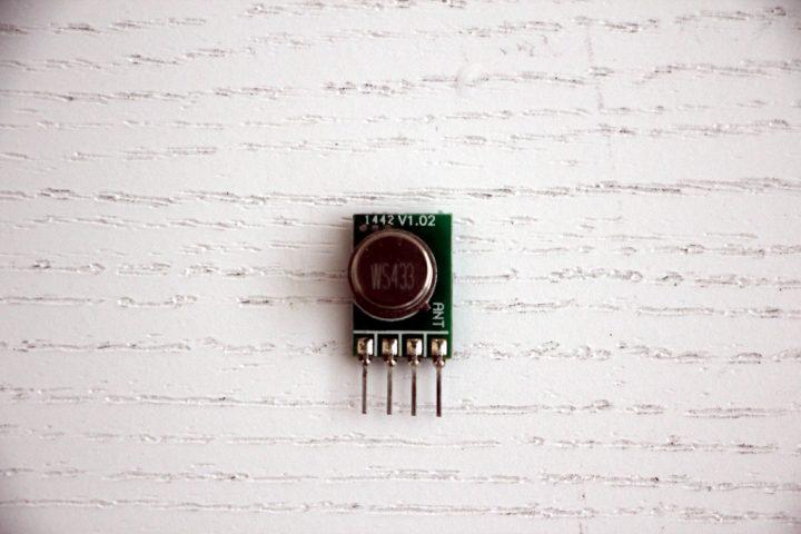 Передатчик 433.92мГц. Модель - 1442 V1.02